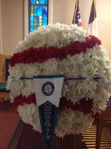 Memorial flowers 8-14